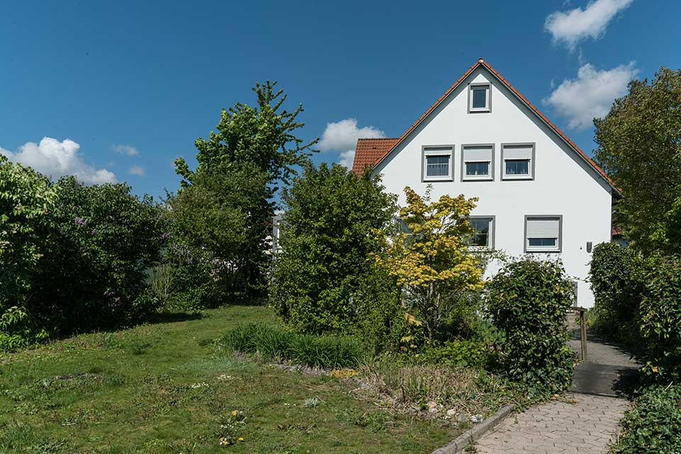 Privat-Pension das Haus